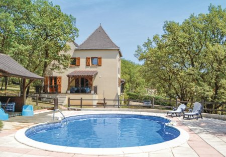Villa in Montgesty, the South of France