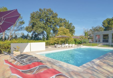 Villa in Aubais, the South of France