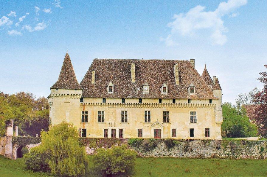 Villa in France, Saint-Martin-des-Combes