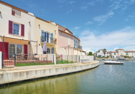 Villa in Aigues-Mortes, the South of France