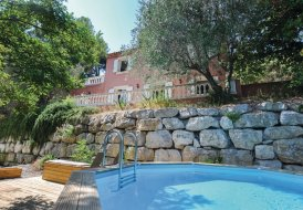 Villa in Saint-Pancrace-Pessicart, the South of France