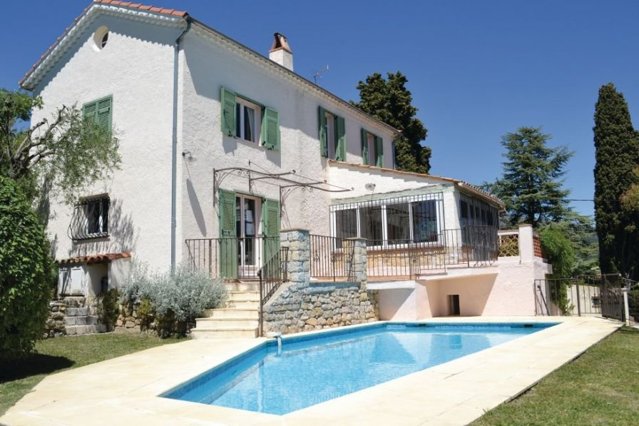 Villa in France, Cabris