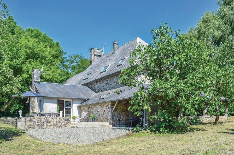 Villa in France, Margueray