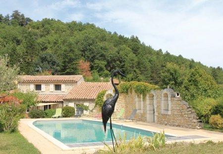 Villa in La Bégude-de-Mazenc, France