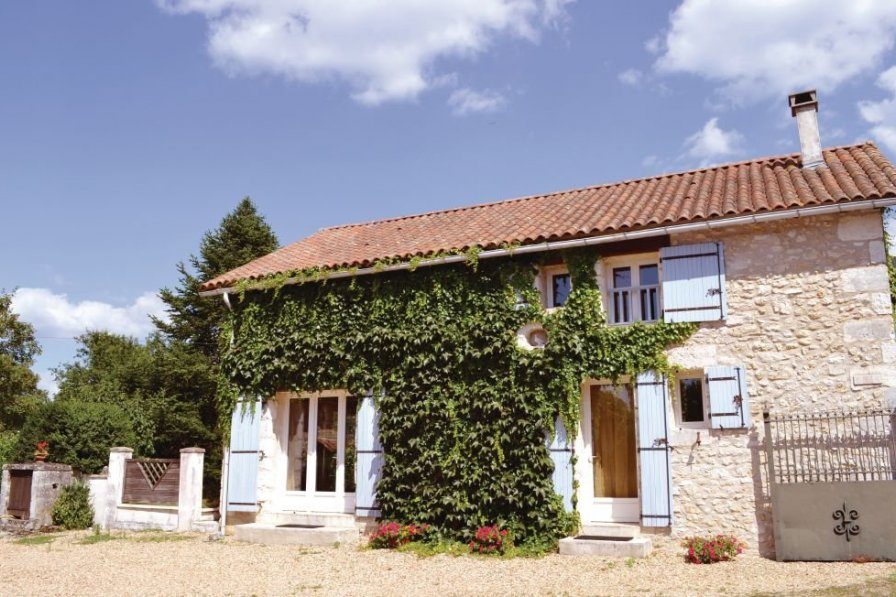 Villa in France, La Chapelle-Faucher