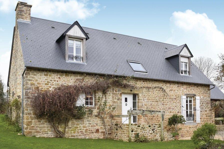 Villa in France, Saint-Pierre-Langers