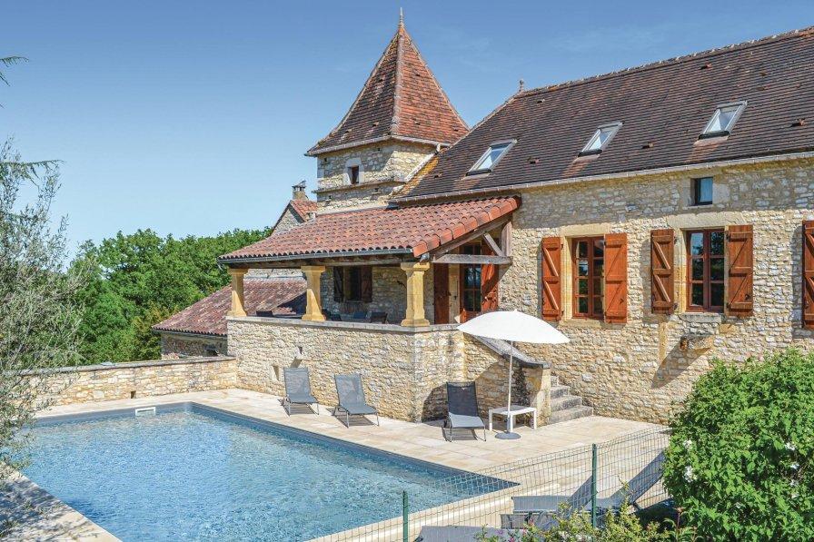 Villa in France, Gindou