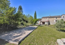 Villa in Rochecolombe, France
