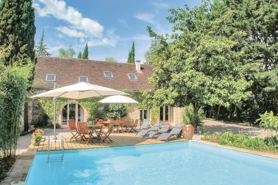 Villa in France, Les Farges