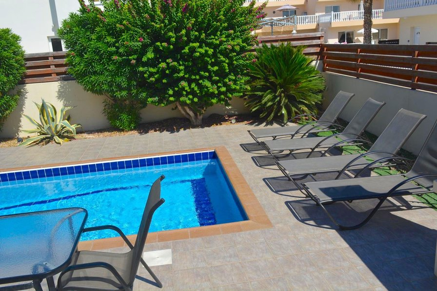 Owners abroad Villa 16 Nissi Golden Sands