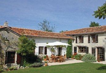 Villa in France, Nanteuil-Auriac-de-Bourzac