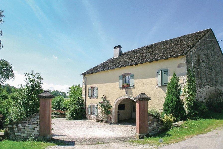 Villa in France, La Vaivre