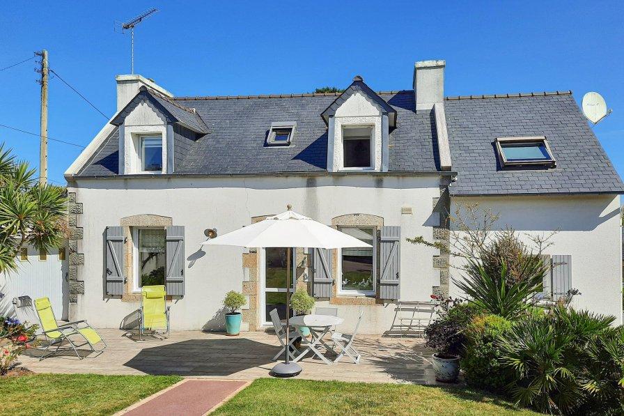 Villa in France, Plouguerneau