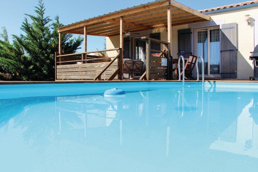 Villa in France, Tuchan
