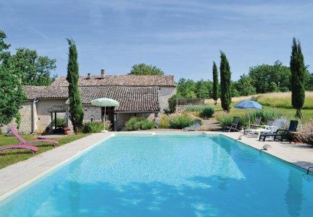 Villa in Cahuzac-sur-Vère, the South of France