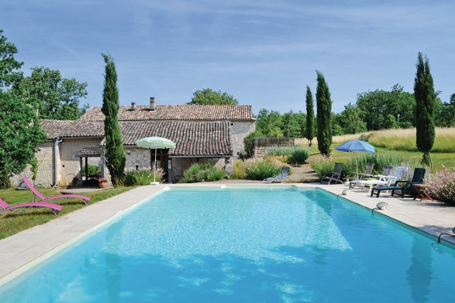 Owners abroad Cahuzac-sur-Vère holiday villa rental with private pool
