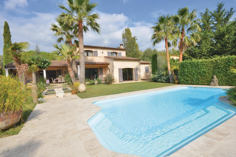 Villa with private pool in Saint-Jacques Sud