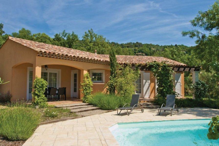Tourrettes villa to rent