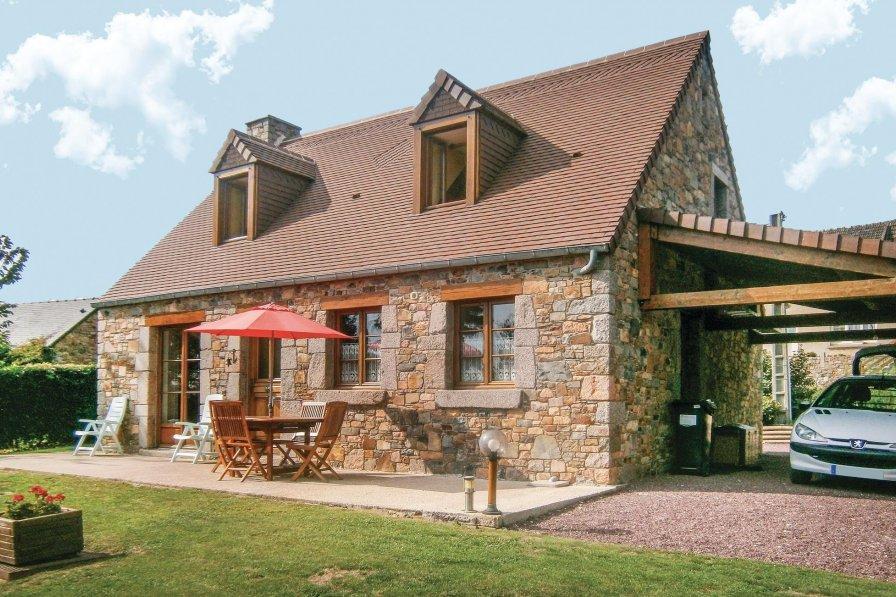 Villa in France, Tréauville