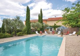 Villa in Visan, the South of France