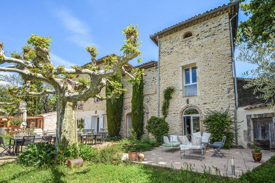 Villa in France, Saint-Ambroix