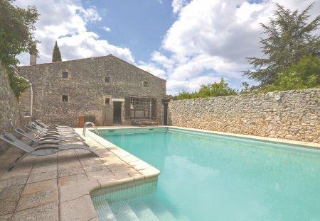 Villa in Labastide-de-Virac, France