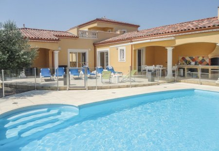 Villa in Le Grau d'Agde, the South of France