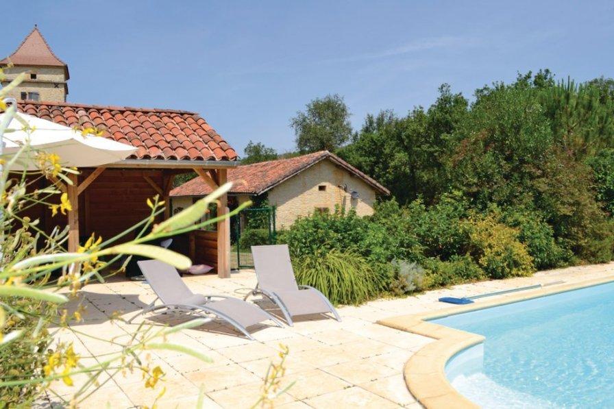 Villa in France, Pontcirq