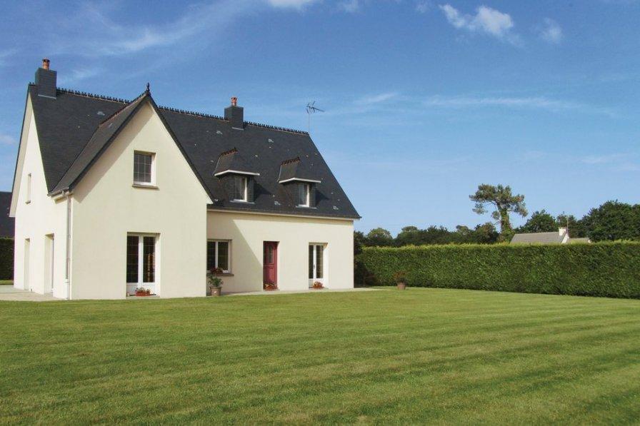 Villa in France, Lessay