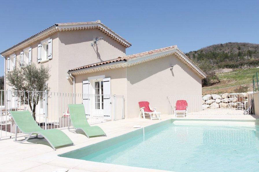 Villa in France, Saint-Thomé