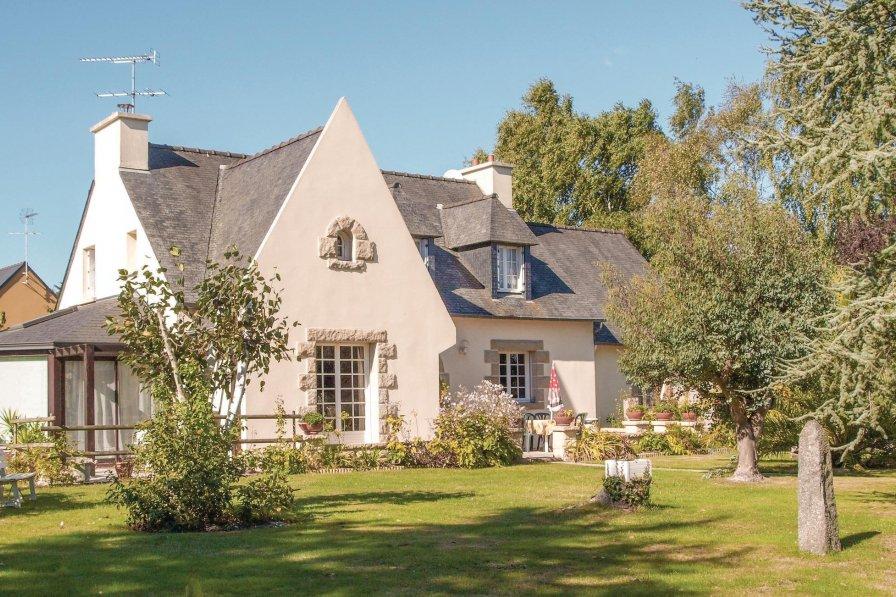 Villa in France, Lanvollon