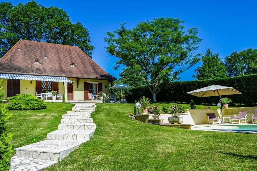 Villa in France, Bassillac et Auberoche