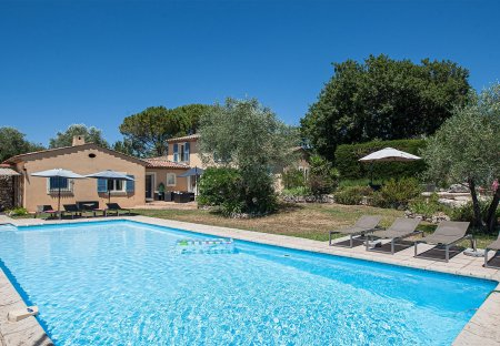 Villa in Saint-Cézaire-sur-Siagne, the South of France