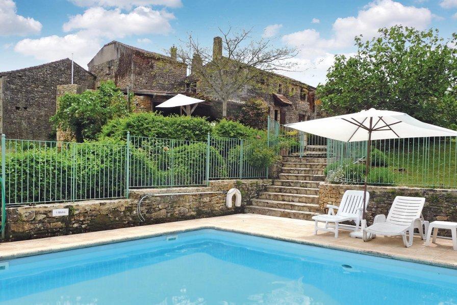 Villa in France, Sauveterre-la-Lémance