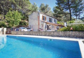 Villa in France, Lioux