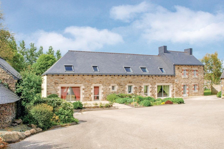 Villa in France, Le Bodéo