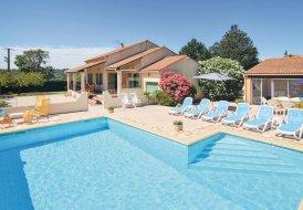 Villa in Saint-Laurent-la-Vernède, the South of France
