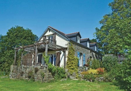 Villa in Langonnet, France