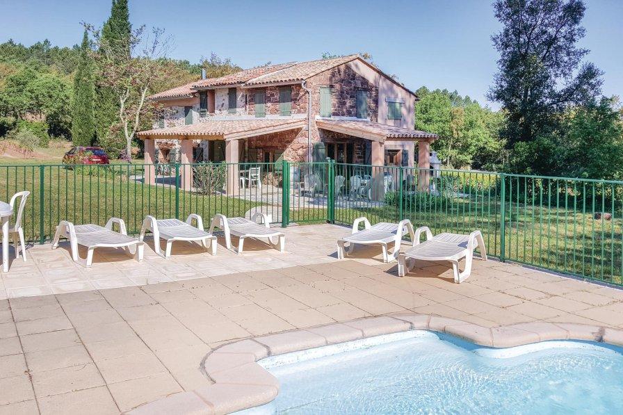 Villa in France, Gonfaron