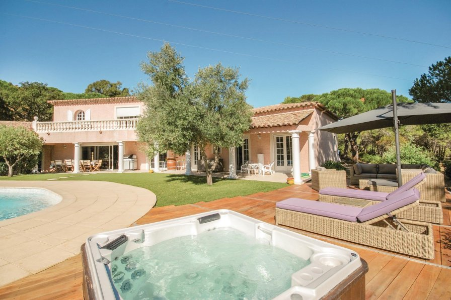 Villa in France, Sainte-Maxime