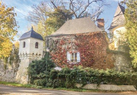 Villa in Gennes-Val-de-Loire, France