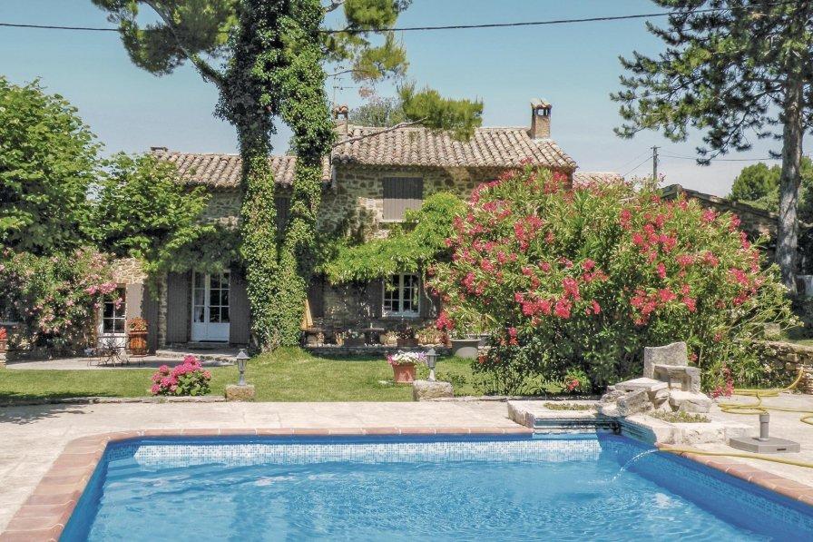 Villa in France, Beaumes-de-Venise