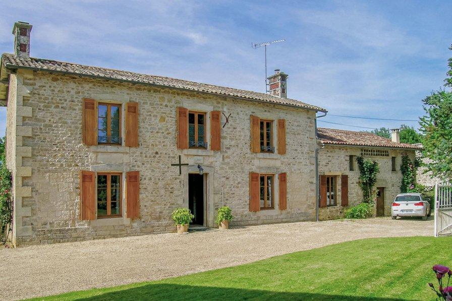 Villa in France, Souvigné