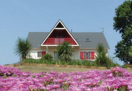 Villa in Yvias, France