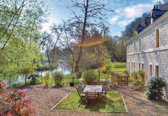 Villa in France, Aubigné-Racan