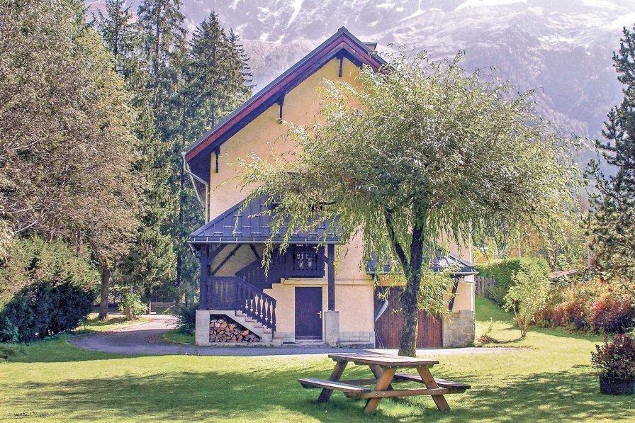 Villa in France, Les Bossons Les Moussoux