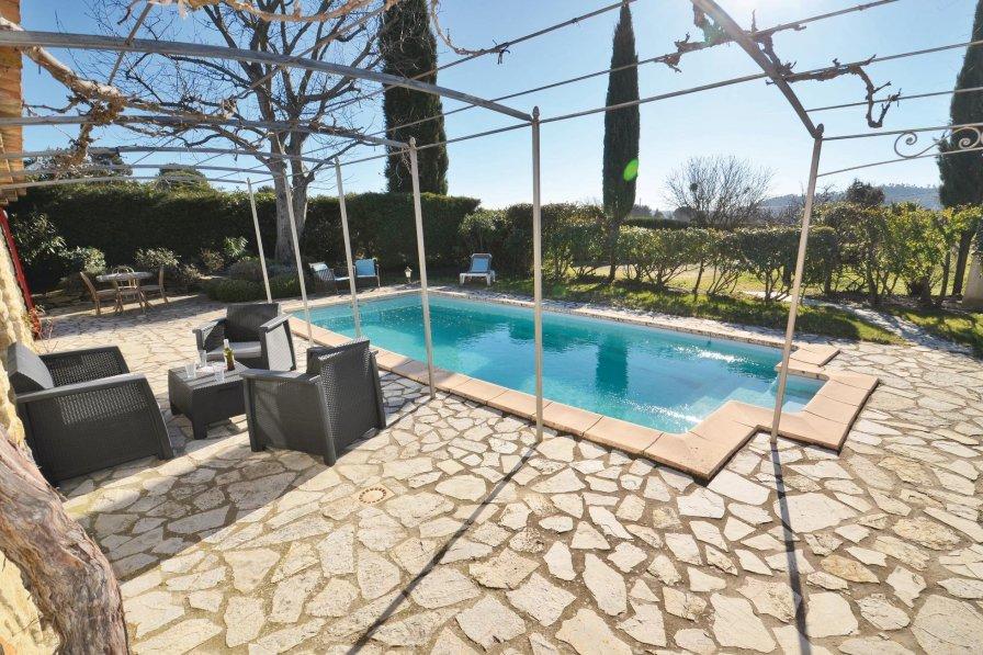 Villa in France, Cucuron