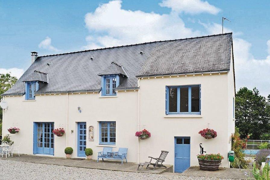 Villa in France, Segré-en-Anjou-Bleu