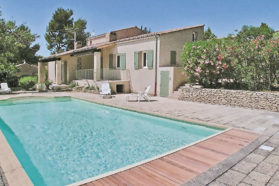 Villa in France, Lauris: