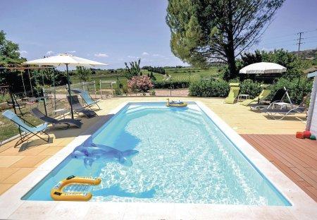 Villa in Domazan, the South of France